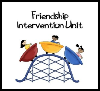 Social Skills Friendship Problem Solving Unit