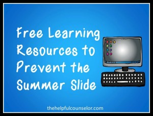 Free Learning Resources to Prevent the Summer Slide