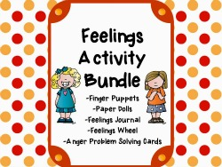 Elementary Counseling Feelings Activities