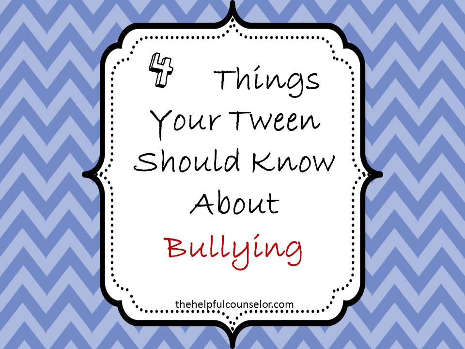 How to help kids who are bullied - elementary counseling