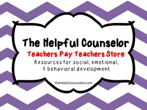 TPT School Counselor The Helpful Counselor