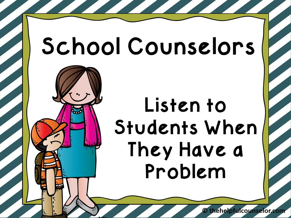Free Clipart For School Counselors