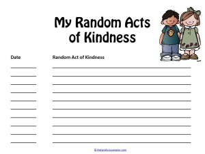 Kindness Essay