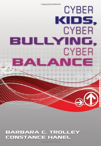Books for School Counselors Cyber Kids Cyber Bullying Cyber Balance