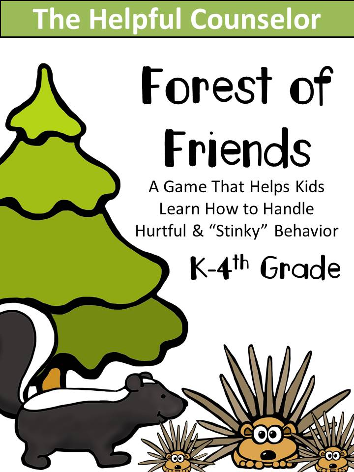 Friendship Game for Elementary Counseling