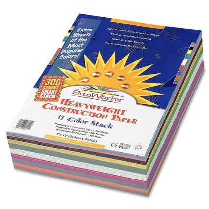 Supplies for elementary counselors construction paper