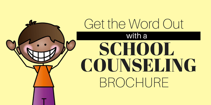 School Counselor Brochure Blog Header
