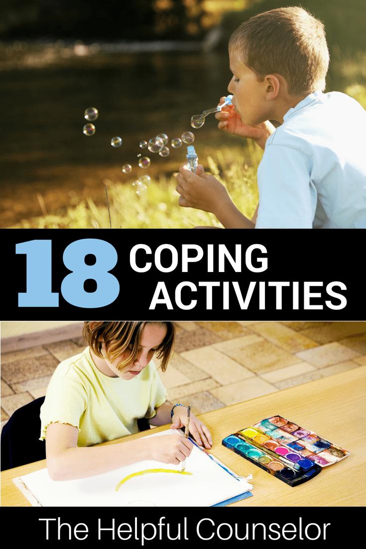 18 Coping Activities