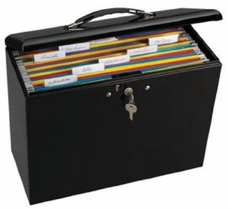 elementary school counseling office supplies file box